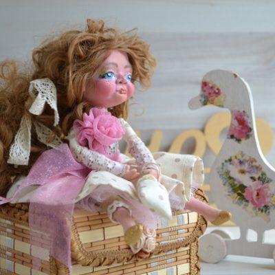 Кукла Анна | В наличии