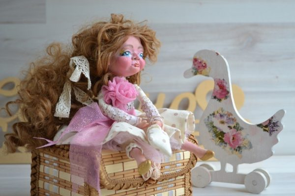 Кукла Анна   В наличии